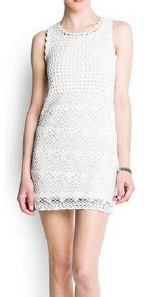 Tina's handicraft : white summer dresses