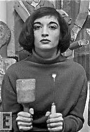 Marisol Escobar (1930 Paris) Venezuelan sculptor born in Paris. Study on the…