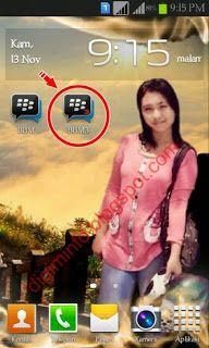 Digital Media Info: 2 PIN BBM DALAM 1 HANDPHONE ANDROID