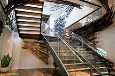A look inside Twitter's New York office - Business Insider New York Office, Stairs, Twitter, Business, Collaboration, Signage, Creativity, Range, Tech