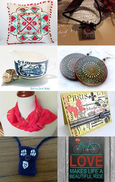 Travels and Exotic Trinkets by Shelli Waltz on Etsy--Pinned with TreasuryPin.com