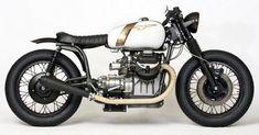 1971 Moto Guzzi V7 Special Brat Style - MCSO Performance #motorcycles #bratstyle #motos | caferacerpasion.com