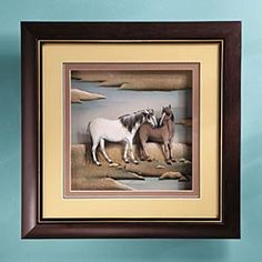 Horses Dimensional Imagery