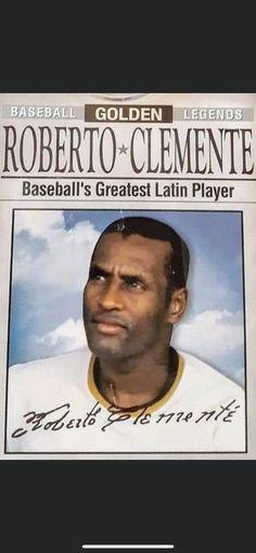 Roberto Clemente, Puerto Rico, Pirates Baseball, Pittsburgh Pirates, Mocha, Athletes, Legends, Celebrity, Football