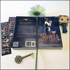 Rheia paperback Beauty And The Beast, Steampunk, Writer, Geek Stuff, Thoughts, Frame, Books, Inspiration, Geek Things