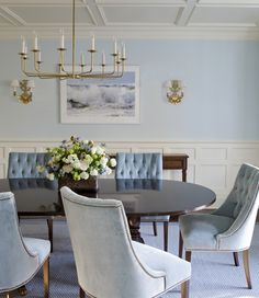 luxury french decor/images | French Style Dining Room 5 | Fabulous ...