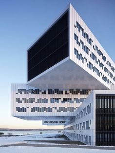 Statoil regional and international offices | Architect: A-Lab