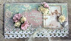 scrapping.no, bryllupskort by Wenche, wedding, Marianne Design, Global Hobby og Kunst, i am roses