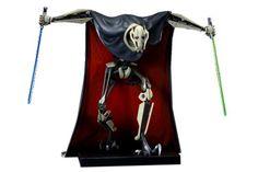 Tiendascosmic: Star Wars - Kotobukiya: Estatuas 1/10 Art fx plus - GENERAL GRIEVOUS rots - 109€