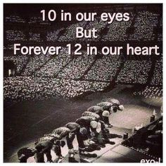 Always and for ever 12 #we-are-one #we-love-exo #feriel-exo-L-for-ever