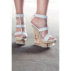 EXCIDIUM SANDAL by Chris van den Elzen