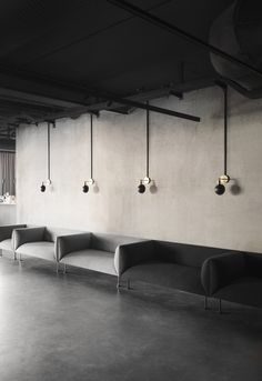 Norm Architects designs Menu showroom to double as co-working space Space Copenhagen, Interior Architecture, Interior Design, Interior Detailing, Flat Interior, Showroom Design, Lounge, Co Working, Coworking Space