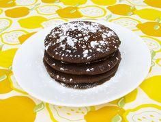 chocolate pancakes!