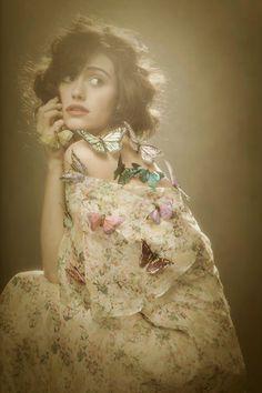 Emmy Rossum Interview - Emmy Rossum Sentimental Journey - ELLE