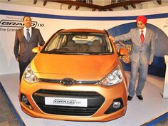 NEW DELHI: Hyundai Motor's all new hatchback, the Grand i10 won the coveted Indian Car of the Year (ICOTY) for 2014, while Royal Enfield Continental GT was awarded the prestigious Indian Motorcycle of the Year award.