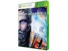 Lost Planet 3 para Xbox 360 - Capcom com as melhores condições você encontra no Magazine Vitrinedorelogio. Confira!