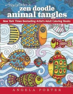 Zentangle is a fun and relaxing art form that has emerged in the last decade. Its free-form style, abstract images, and repetitive patterns all unite to create elaborate and soothing illustrations. Th