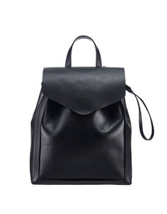 LOEFFLER RANDALL Loeffler RandallSmall Drawstring Backpack. #loefflerrandall #bags #leather #lining #backpacks #cotton #