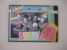 """Beatles Birthday Card """"When I'm 64"""" Cards by Michelle Ma Belle"""