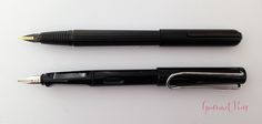 Review Lamy Imporium Black Fountain Pen @AppelboomLaren @LAMY (10)
