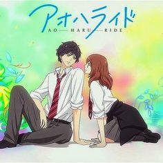 Ao Haru Ride (Blue Spring Ride) OST   Animes-Mangas-DDL