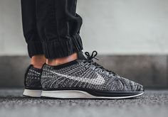 """#sneakers #news  The Nike Flyknit Racer """"Oreo 2.0"""" Is Restocking Worldwide This Friday"""