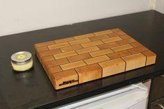 Brickwork End Grain Cutting Board | Brooklyn Butcher Blocks (LLC)