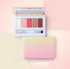 VDL, Pantone, 韓國, ktrend,化妝, 眼影, 唇膏, 胭脂