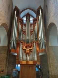 Rieger organ in Ratzeburg Cathedral, Germany (88 pieces)
