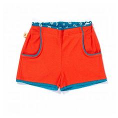 AlbaBabY Shorts Cry Shorts red