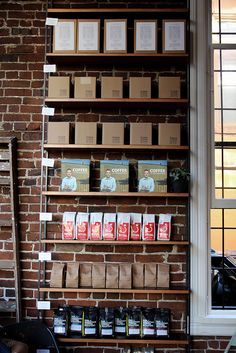 Revolver Coffee in Vancouver by scout.magazine, via Flickr