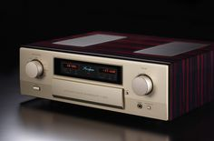 Accuphase Pre-Amps - High-End Audio Technology !... http://about.me/Samissomar