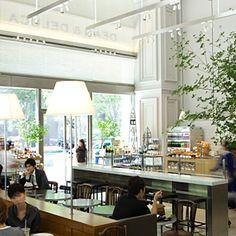 カフェ 丸の内 | 店舗をさがす | DEAN & DELUCA | ディーンアンドデルーカ