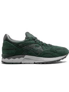 0f3262c37ca4 ASICS ASICS GEL-LYTE 5 SNEAKERS - GREEN.  asics  shoes