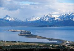 Homer, Alaska.  One of my favorite beautiful places!  Great halibut fishing and killer whale watching all in one afternoon.