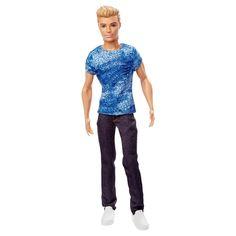 Barbie Fashionistas Ken Dashing Denim Doll