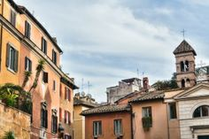 Trastevere region. Spend some time strolling through the narrow cobblestone streets as you snake around this neighbourhood of Rome, commonly known as the Italian quarter. Here you'll find the Piazza Santa Maria, a lively and charming square home to one of the oldest churches in Rome.
