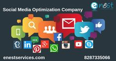 eNest Services is a premier Social Media Optimization company in Delhi, India. eNest Services provide affordable SMO services that bring quality Traffic from Social Media platforms like Facebook, Instagram, twitter, tumbler, Pinterest, Reddit etc. With 8 years of experience, we deliver more than 150+ SMO project with 96 percent satisfaction. For more details, you can call us at 8287335066