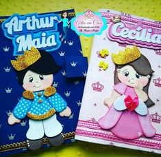 Foam Crafts, Baby Crafts, Baby Shower Souvenirs, Decorate Notebook, Lalaloopsy, Burlap, Minnie Mouse, Disney Characters, Fictional Characters