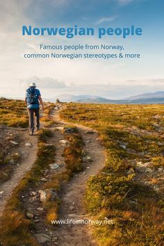 Famous people from Norway, common Norwegian stereotypes & more