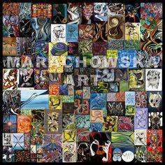 'POSTER COLLECTION MARACHOWSKA ART 2012' by marachowska on artflakes.com as poster or art print $15.25