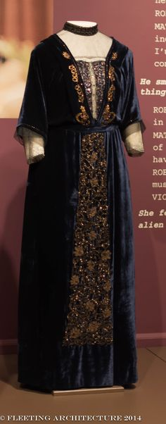 More Costumes from Downton Abbey