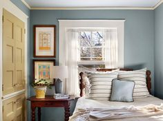 Choosing The Best Paint Colors For Small Bedrooms