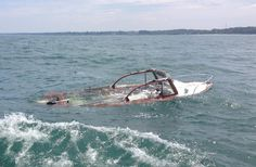 Saved by the Jacket (OH): Coast Guard rescues 3 after boat sinks in Lake Erie. All 3 were wearing life jackets.