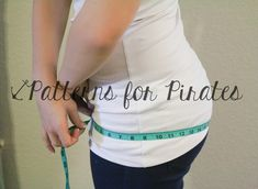 How to Measure Yourself - Patterns for Pirates Sewing Hacks, Sewing Tutorials, Sewing Patterns, Sewing Tips, Taking Measurements, Body Measurements, Patterns For Pirates, How To Measure Yourself, Measurement Chart