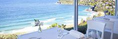 Restaurant, Weddings & Accommodation - Jonahs Whale Beach