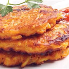 Try this Spaghetti Hash Browns  recipe.