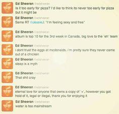 Haha the Canada one makes me happy