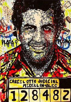 Alec Monopoly Oil Painting on Canvas Urban art Wall Decor Pablo Escobar Graffiti Art For Sale, Wall Art For Sale, Street Art Graffiti, Pablo Escobar, Banksy, Rapper Art, Hip Hop Art, Image Hd, Urban Art