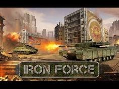 Juegos Android: Iron Force ( tanques ) - YouTube